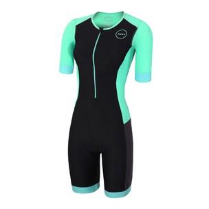 Zone3 Aquaflo Plus Short Sleeve Womens Trisuit