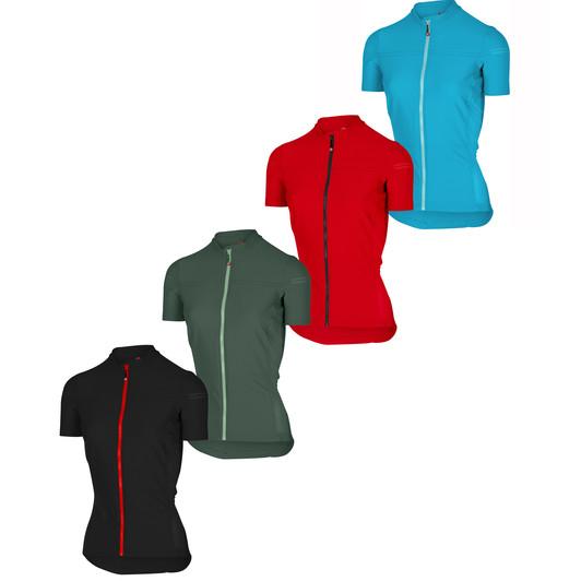 Castelli Promessa 2 Full Zip Short Sleeve Womens Jersey ... 79d183234