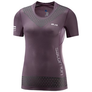 Salomon S/Lab Exo Short Sleeve Womens Running Top