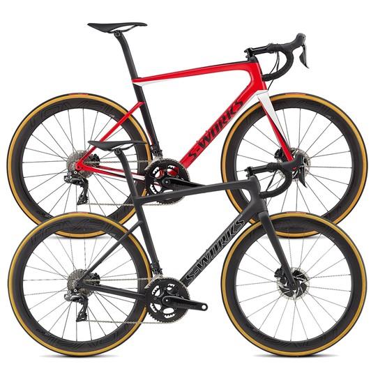 c5f85680765 Specialized S-Works Tarmac SL6 Disc Dura-Ace Di2 Road Bike ...