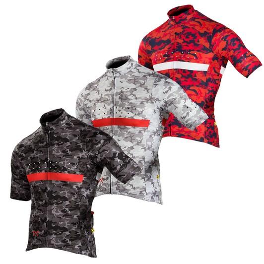 Pedla RideCAMO Aero Short Sleeve Jersey  919d78656