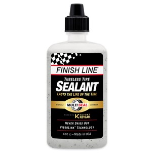 Finish Line MulitSeal Tubeless Tyre Sealant (4oz)