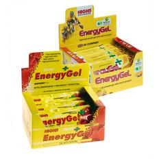 High5 Energy Gel Plus with Caffeine Box of 20 x 38g