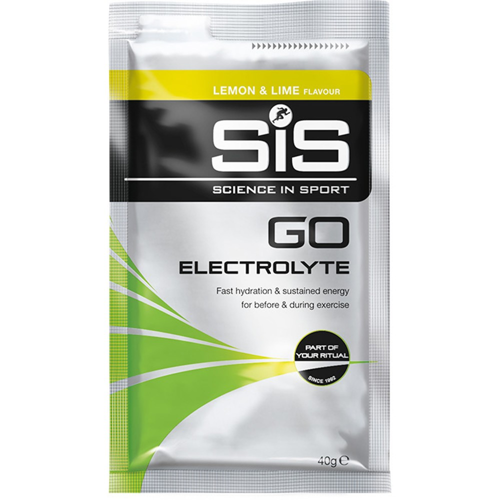 Science In Sport GO Electrolyte Drink Box Of 18 X 40g Sachets