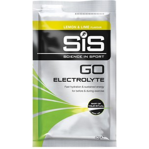 Science In Sport GO Electrolyte Drink Box Of 18 X 40g
