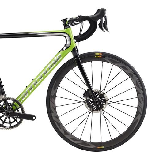 e3f8e64e229 ... Cannondale SuperSix Evo Hi-Mod Disc Team Dura-Ace Di2 Road Bike ...