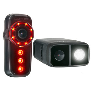 Cycliq FLY12 CE + FLY6 CE Generation 2 Bike Camera And Light Set