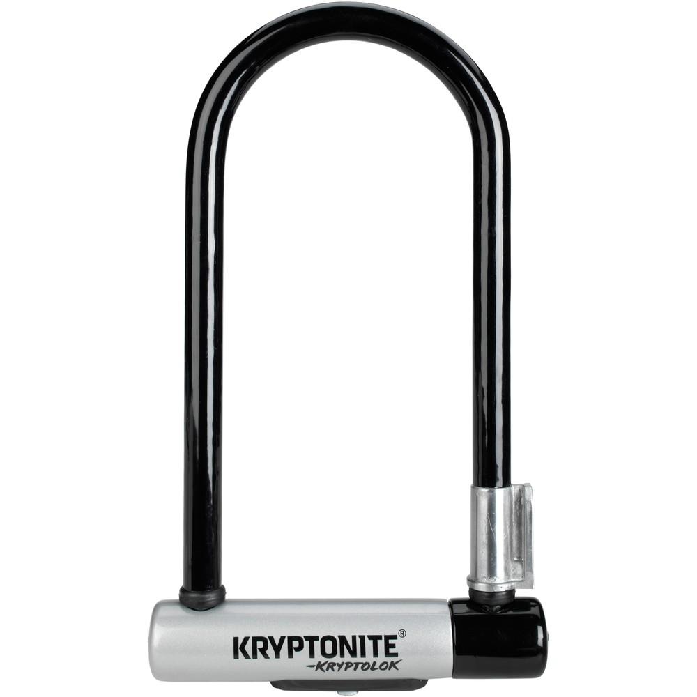 Kryptonite KryptoLok Standard U-Lock With FlexFrame Bracket Sold Secure Gold