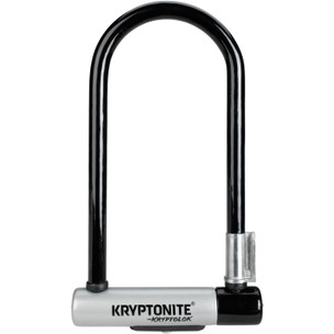 Kryptonite KryptoLok Standard U-Lock With FlexFrame Bracket