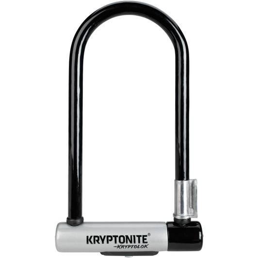 Kryptonite KryptoLok Standard U-Lock With FlexFrame Bracket