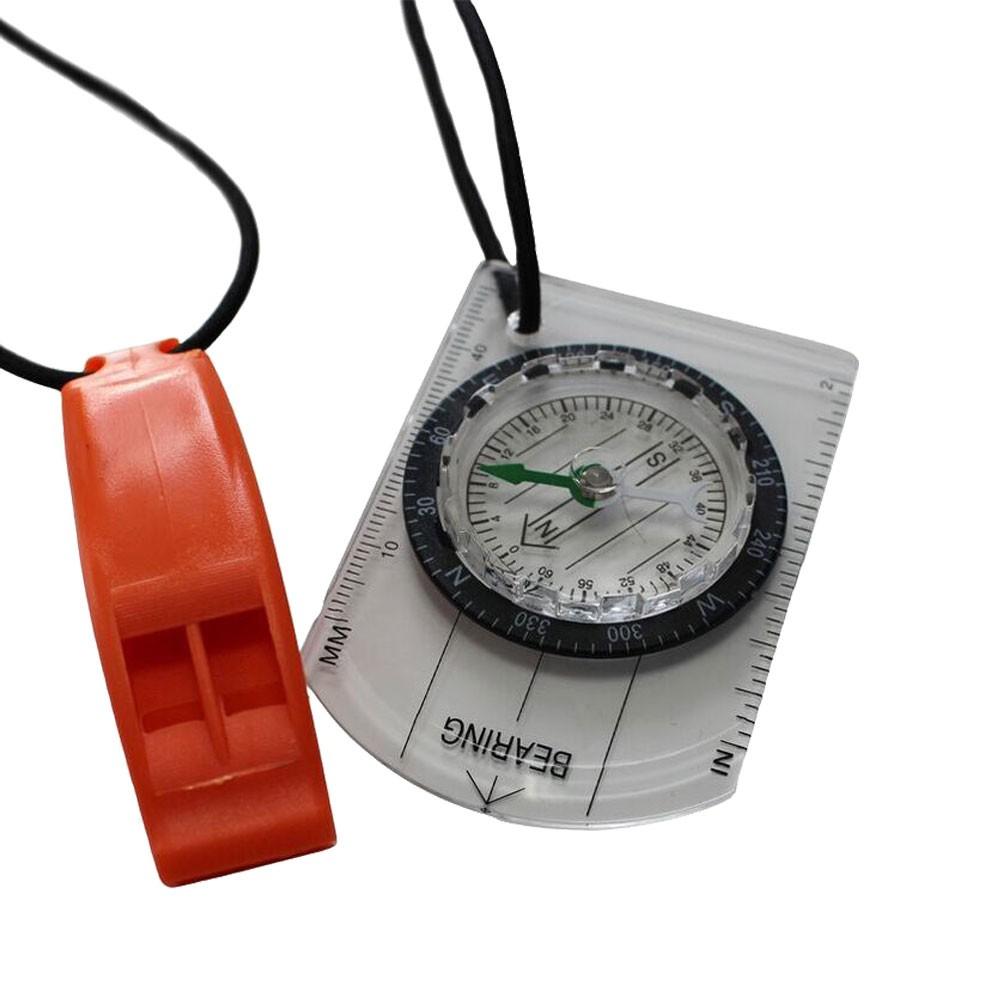 Zone3 Swimrun Whistle And Compass