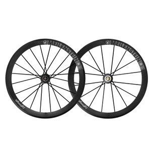 Lightweight Meilenstein 16/20 Carbon Tubular Endurance Wheelset