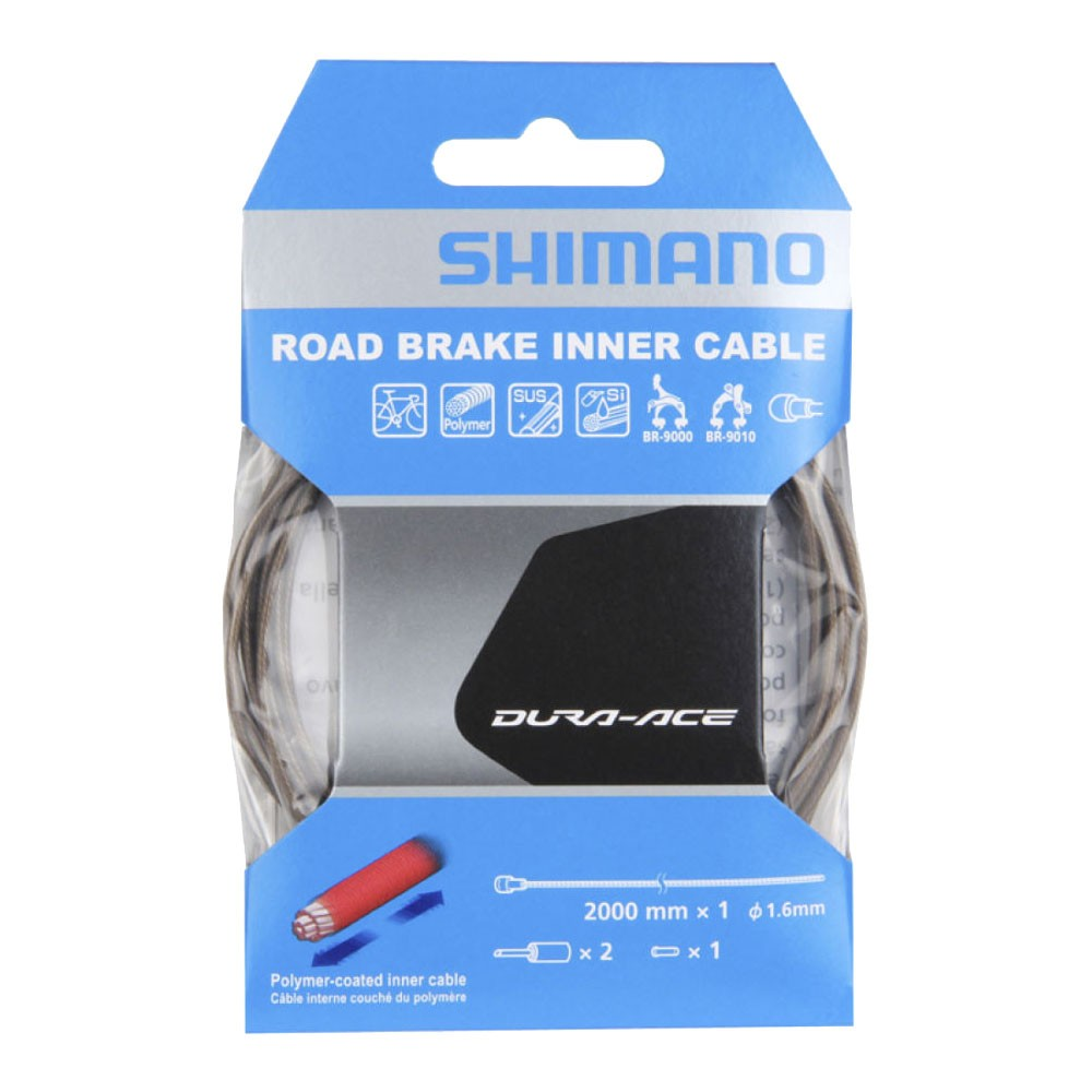 Shimano Dura-Ace 9000 Road Polymer Coated Brake Inner Cable