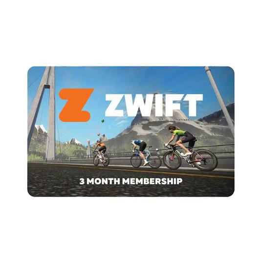 Zwift 3 Month Membership