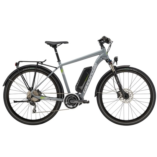 Cannondale Quick Neo Tourer Electric Hybrid Bike 2018