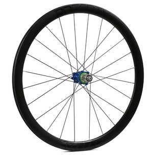 Hope Technology RD40 Carbon Clincher RS4 6 Bolt Disc Tubeless Ready Rear Wheel