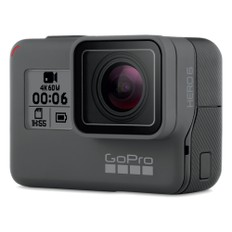 GoPro HERO6 Black with SD Memory Card Bundle