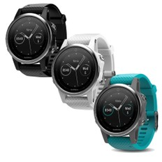 Garmin Fenix 5S GPS Sports Watch (Wrist-Based Heart Rate)