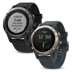 Garmin Fenix 5 GPS Sports Watch (Wrist-Based Heart Rate)