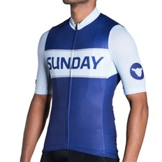 Black Sheep Cycling Monuments Roubaix Short Sleeve Jersey