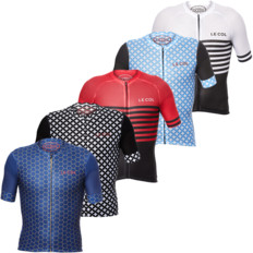 b15697b04 Le Col Pro Air Short Sleeve Jersey