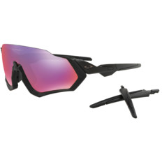 c21cc193f9 Oakley Flight Jacket Sunglasses with Prizm Road Lens