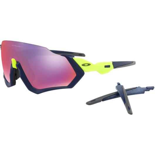 22efe581d1bac Oakley Flight Jacket Sunglasses with Prizm Road Lens