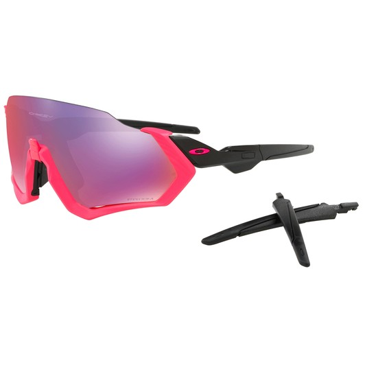 e2c21f17687fb Oakley Flight Jacket Sunglasses with Prizm Road Lens
