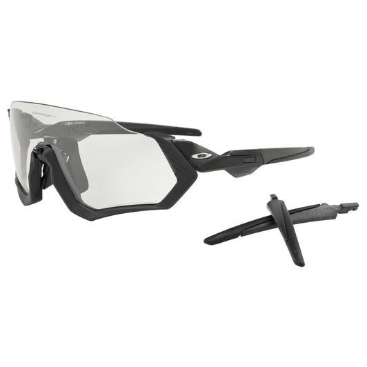 aba4debb0f Oakley Flight Jacket Sunglasses with Photochromatic Lens