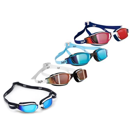 c61f6f1170 Aqua Sphere Michael Phelps Xceed Goggle With Titanium Mirrored Lenses ...