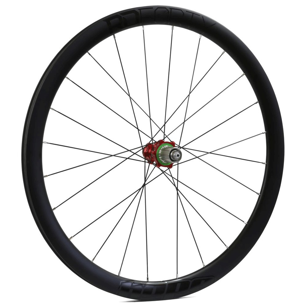 Hope Technology RD40 Carbon Clincher Centre Lock Disc Rear Wheel