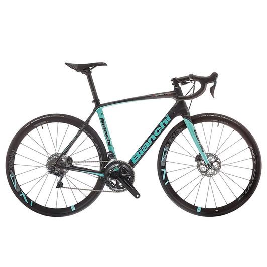 Bianchi Infinito CV Ultegra Di2 Disc Road Bike 2018