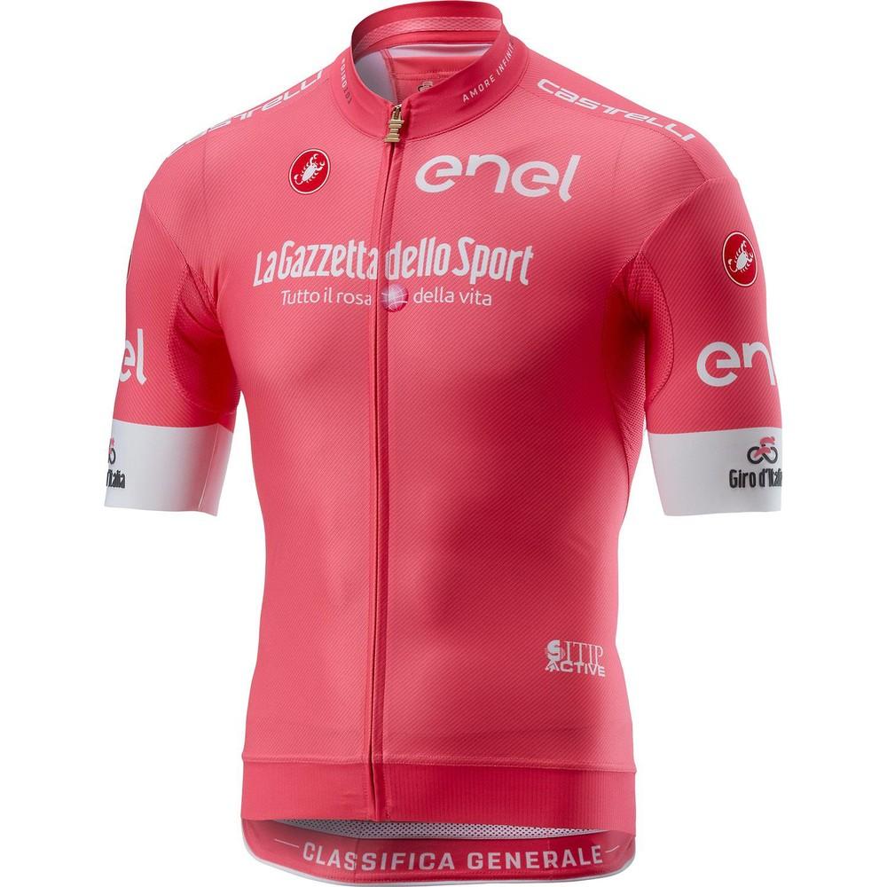 Castelli Giro d Italia Race Short Sleeve Jersey ... 0387e4974