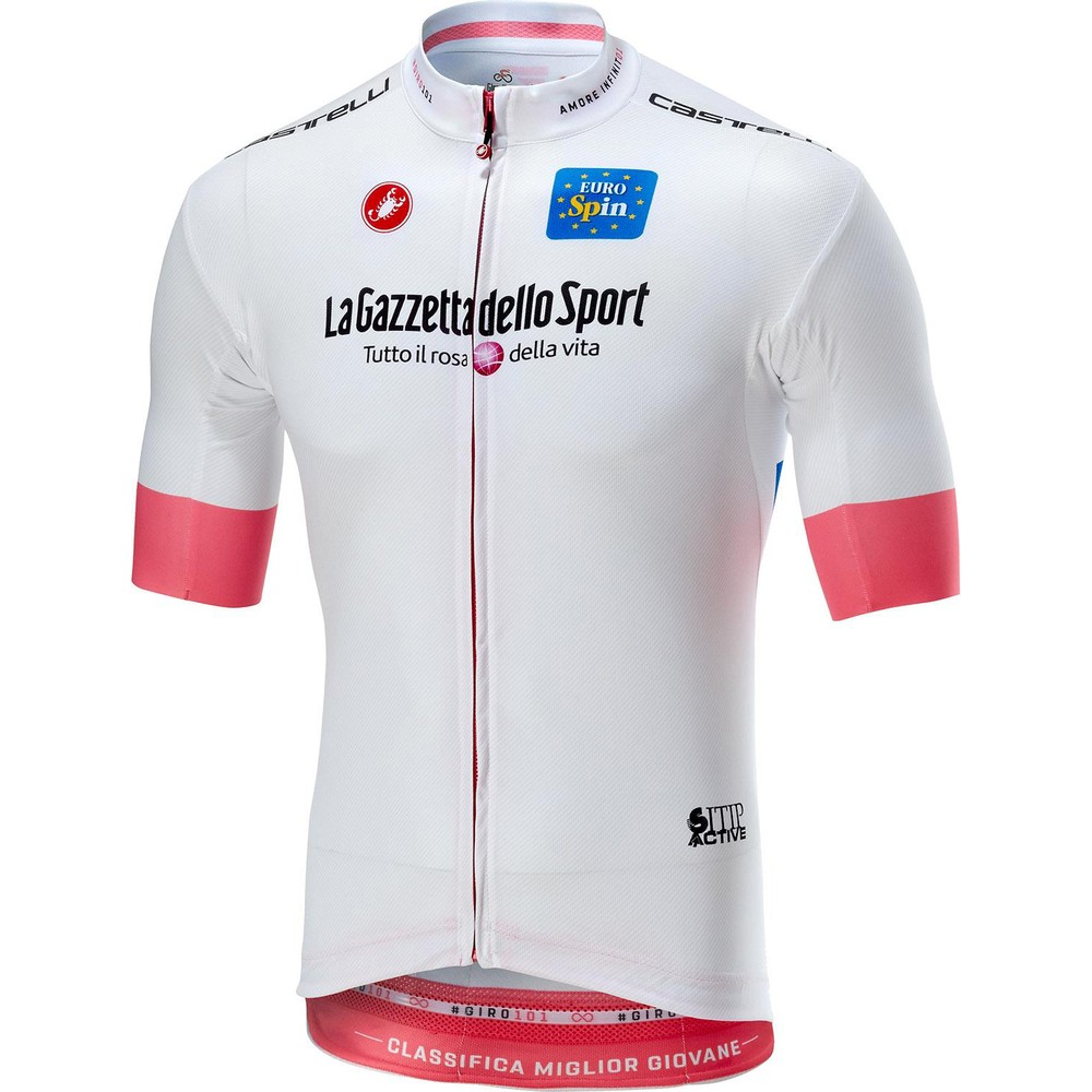 ... Castelli Giro d Italia Squadra Short Sleeve Jersey ... 66ece4e54