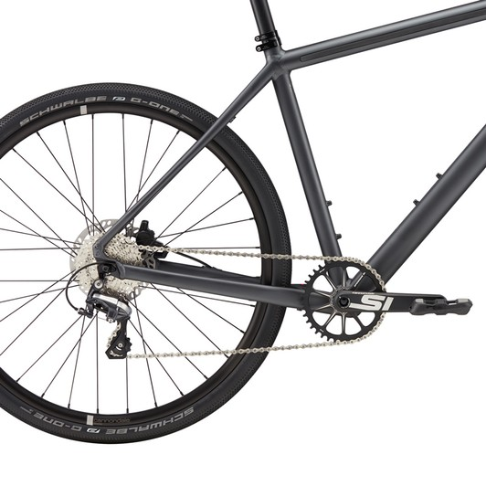 Cannondale Bad Boy 2 Hybrid Bike | Sigma Sports