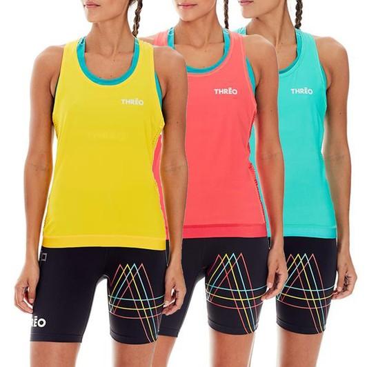 e3f426e0fb1f Threo Womens Running Vest