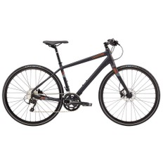 Cannondale Quick Disc 1 Hybrid Bike 2018