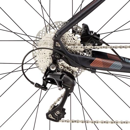 Cannondale Quick Disc 1 Hybrid Bike 2018