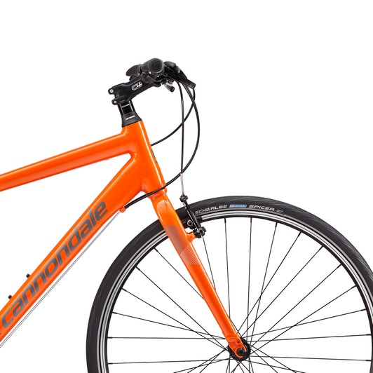 Cannondale Quick 6 Hybrid Bike 2018