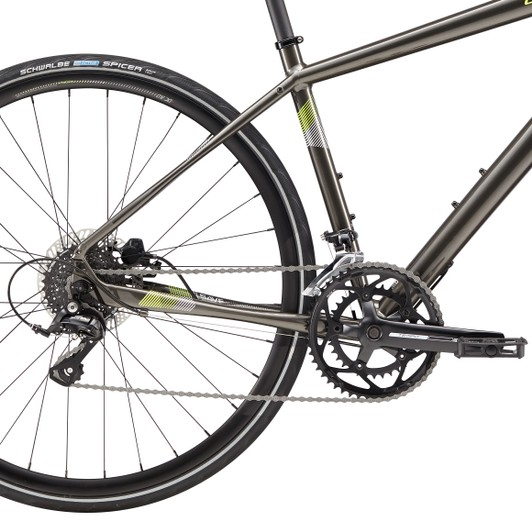 Cannondale Quick Disc 3 Hybrid Bike 2018