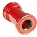 Wheels Manufacturing BB86/92 Bottom Bracket With AC Bearings - SRAM Compatible - Red