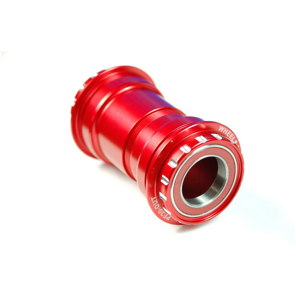 Wheels Manufacturing PressFit 30 To Outboard Ceramic Bottom Bracket - Shimano Compatible