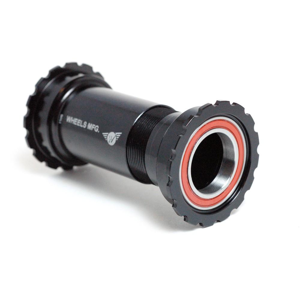 Wheels Manufacturing PressFit 30 Threaded ABEC-3 Bottom Bracket