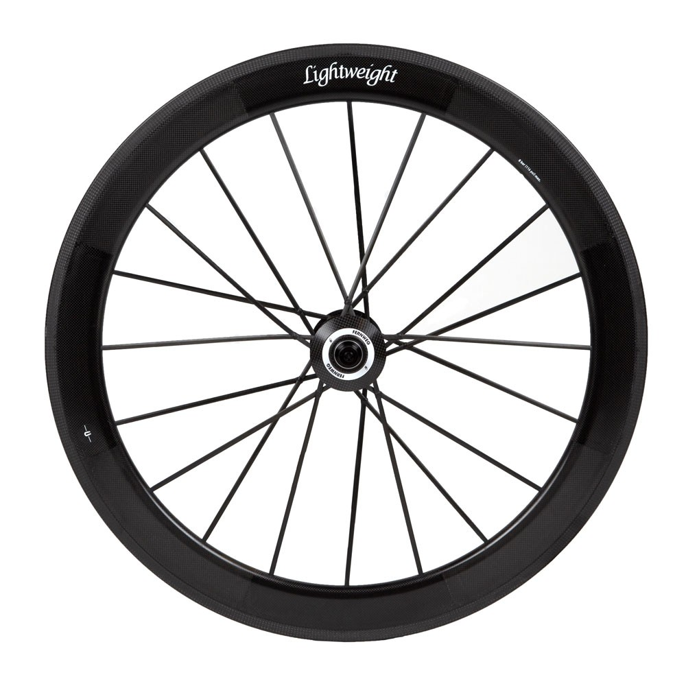 Lightweight Fernweg VR 60 Carbon Clincher Rear Wheel