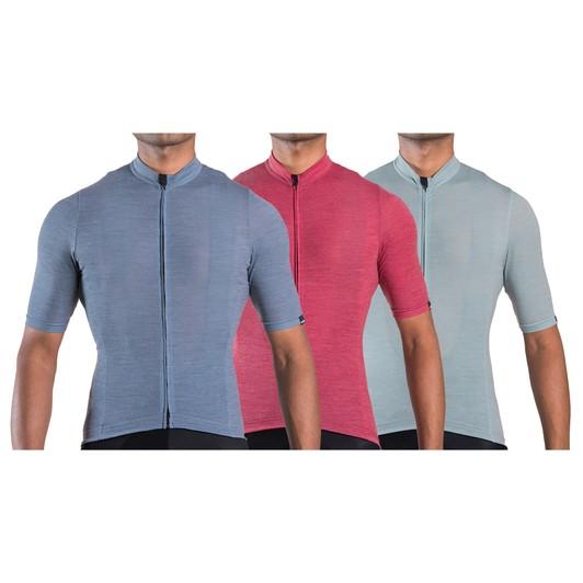 1e964618c Black Sheep Cycling Euro Collection Merino Short Sleeve Jersey ...