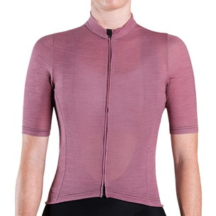 Black Sheep Cycling Euro Collection Merino Womens Short Sleeve Jersey