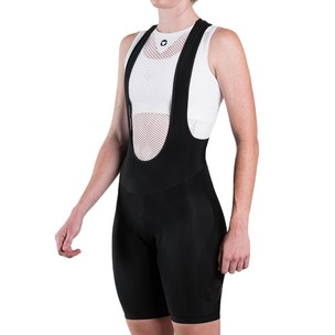Black Sheep Cycling Euro Collection Womens Bib Short
