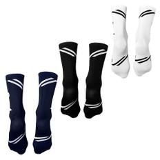 Black Sheep Cycling Euro Collection Ribbed Slash Socks
