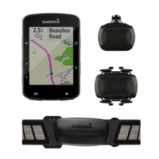 Garmin Edge 520 Plus Bundle - GPS Enabled Computer