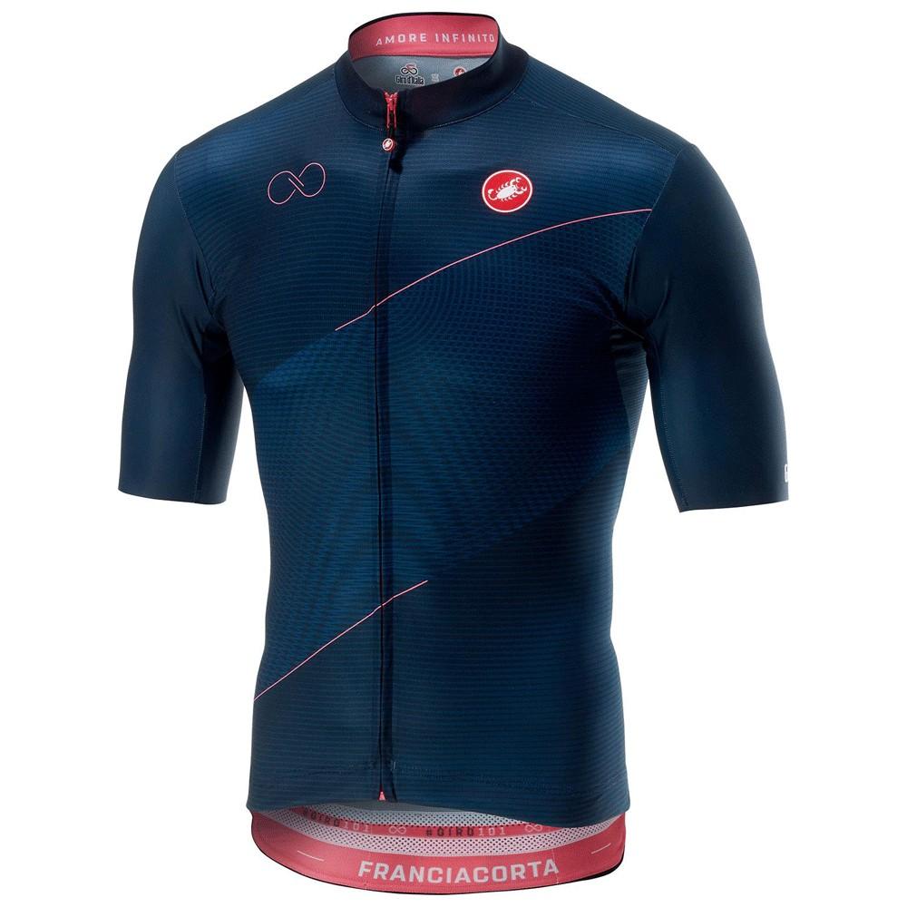 Castelli Giro d'Italia Franciacorta Stage Short Sleeve Jersey